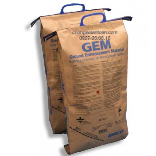 Hóa chất giảm điện trở đất GEM (Mỹ)