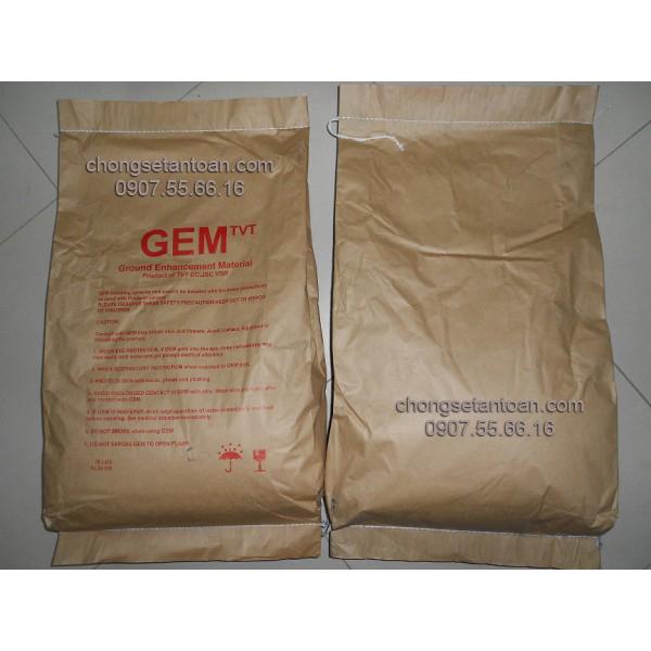 Hóa chất giảm điện trở đất GEM-TVT (VN)