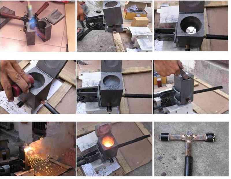 Dịch vụ thi công hàn hóa nhiệt