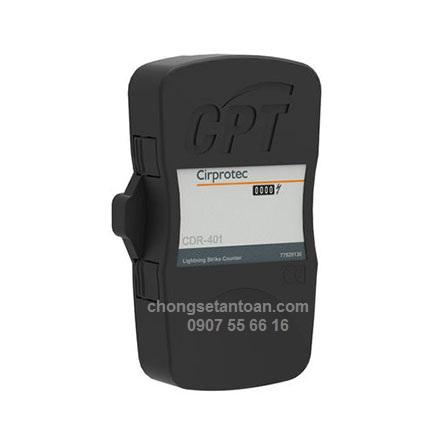 Bộ đếm sét Cirprotec CDR-401