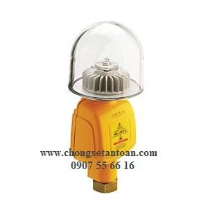Đèn báo không năng lượng mặt trời AMC02DL