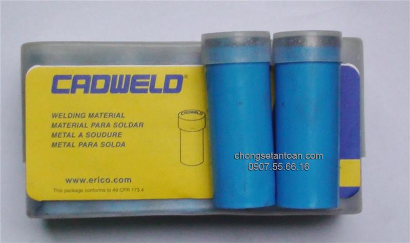 Thuốc hàn hóa nhiệt Cadweld