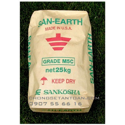 Hóa chất giảm điện trở đất San Earth